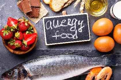 Food allergy, online training / test